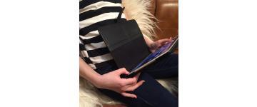 Anbefalet brug af iPads og tablets med anti-strålingscover